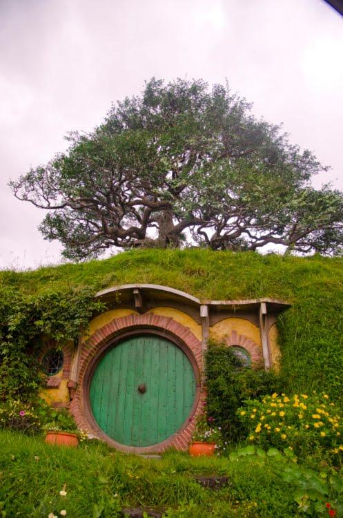 Hobbit House, New Zealand