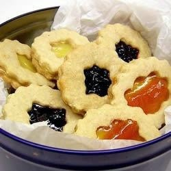 Herbs And Spices – Linzer Torte Cookies
