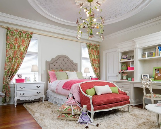 Candice Olson Little Girl S Bedroom (Toronto)