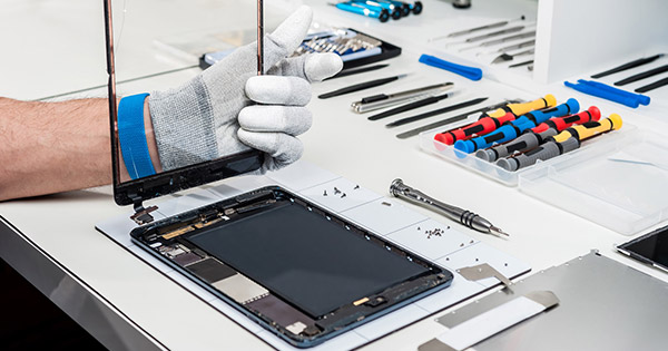 Tablet / iPad Reparatur