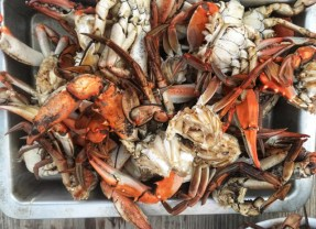 Crab Chowder!!! Amazing Recipe by Leslie Crawford