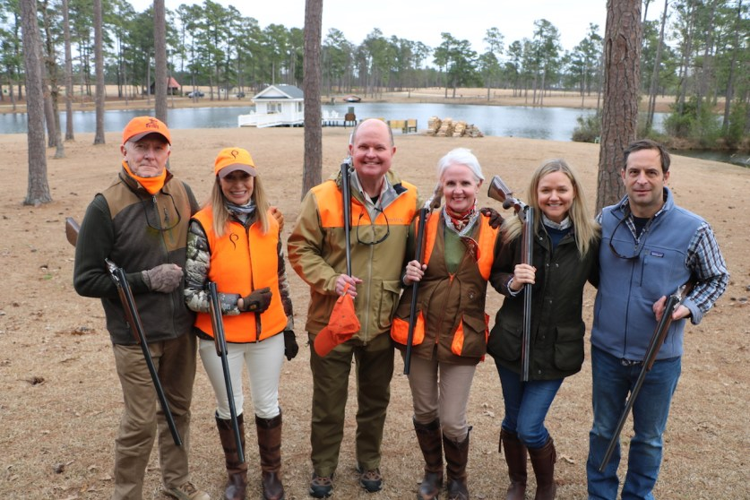 what kind of hunting is great for couples?