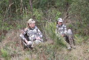 Hunting women