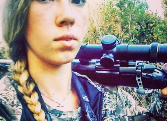 She Was Born to Hunt- Guest Blog