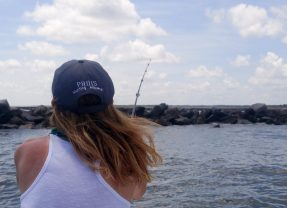 Floundering Around… A day on the Inlet