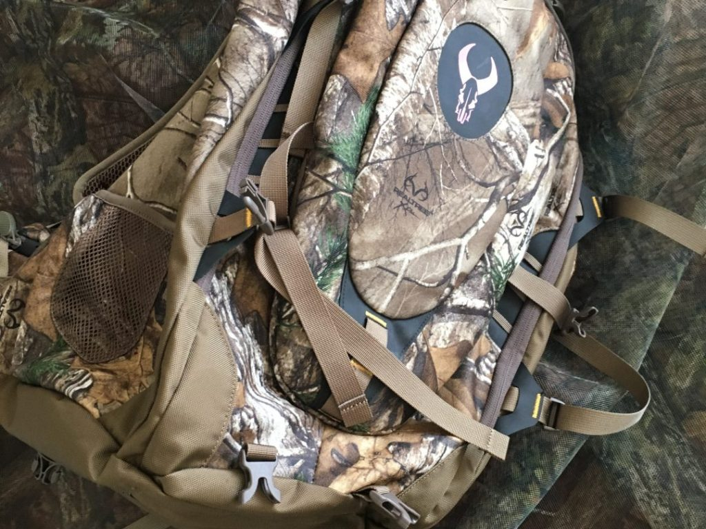The perfect backpack- Badlands from Prois Hunting Apparel