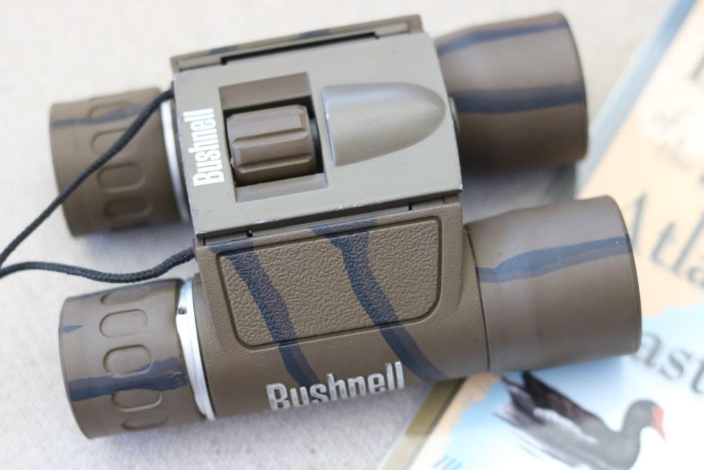 Mini Bushnell binoculars