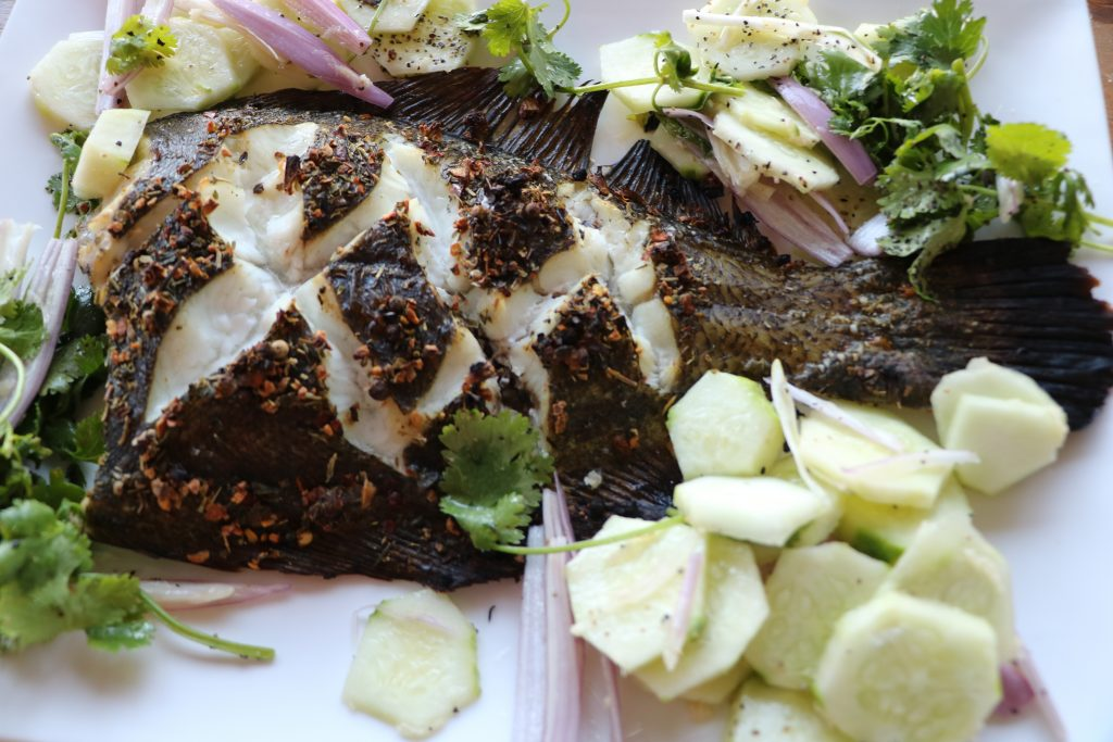 best recipe for baking flounder