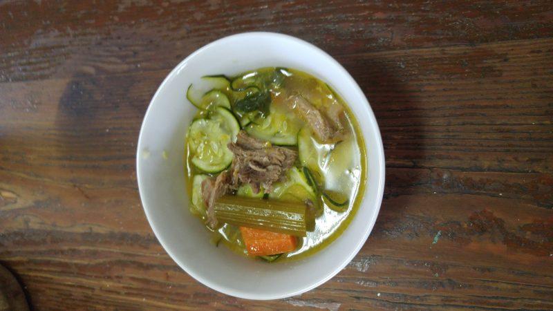 Lucie's Boar Soup