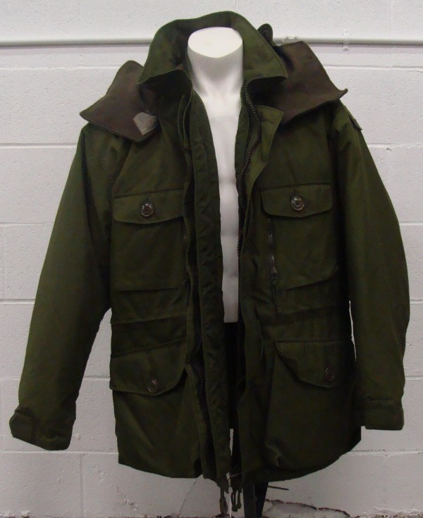 Canadian Forces Ecw Parka - Central Alberta Military Outlet