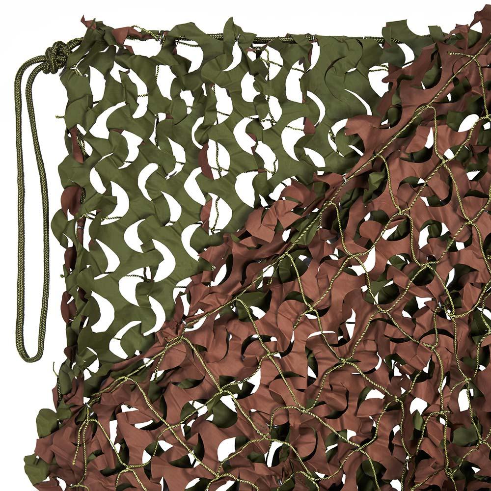 military jungle camo net