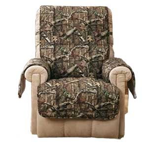 Camo Recliner Covers