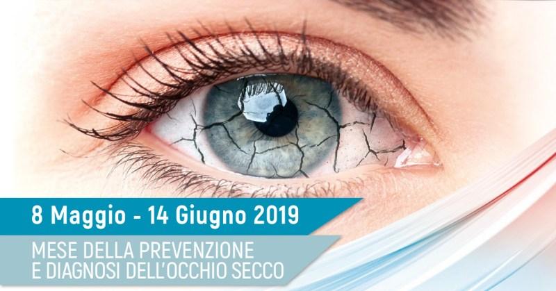 Campagna Nazionale Occhio Secco 2019 - CAMO - Centro Ambrosiano Oftalmico