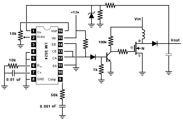example inverter system