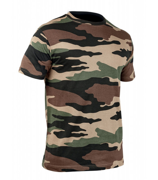 t shirt toe strong airflow militaire cam ce camouflage ce centre europe