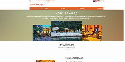 Camp Klenovica | Croatia | Hrvatska - Hotel Bakarac