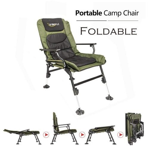 fishing chair for bad back covers big w the 10 best camping chairs of 2019 camp4 vingli professional