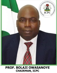 ICPC Clarifies Chairman's Speech on N2.7Billion School Feeding Diverted