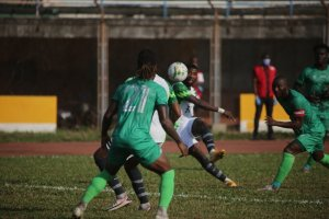 Super Eagles' Afcon 2022 ticket kept on ice As Sierra Leone hold goalless draw in Freetown