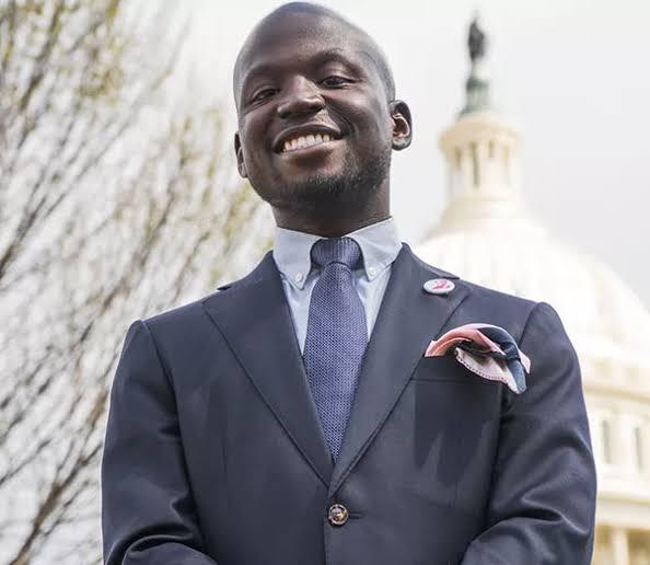 Nigerian-born Democrat, Oye Owolewa, elected as Shadow US Rep