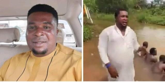 Police Arrests Money Ritual  Prophet, Onyeze Jesus in Anambra