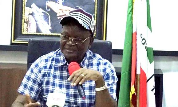 Governor Ortom Tests Positive For COVID-19