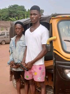 2 Teenage Armed Robbery Suspects in Police Net for Allegedly Snatching Tricycle (Keke) in Anambra