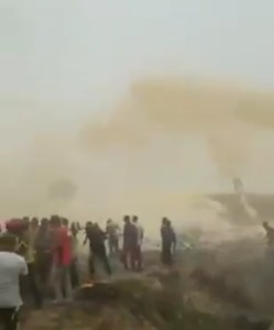 7 persons killed After Military Aircraft Crash Landed in Abuja