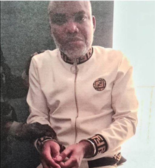 JUST IN: Nnamdi Kanu To Remain In DSS Custody – Court rules