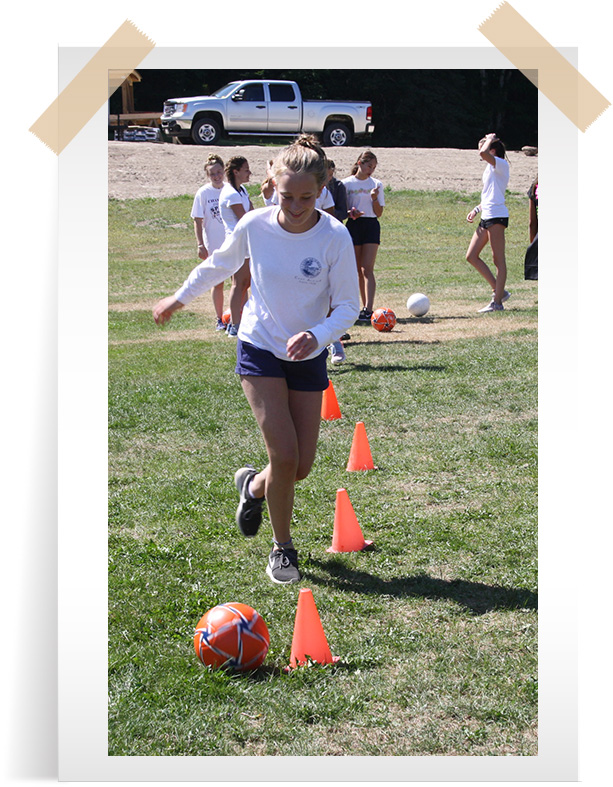 All Girls Competitive Sports Camp