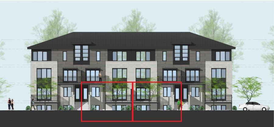 Lower Inside Barrhaven Urban Terrace Rentals