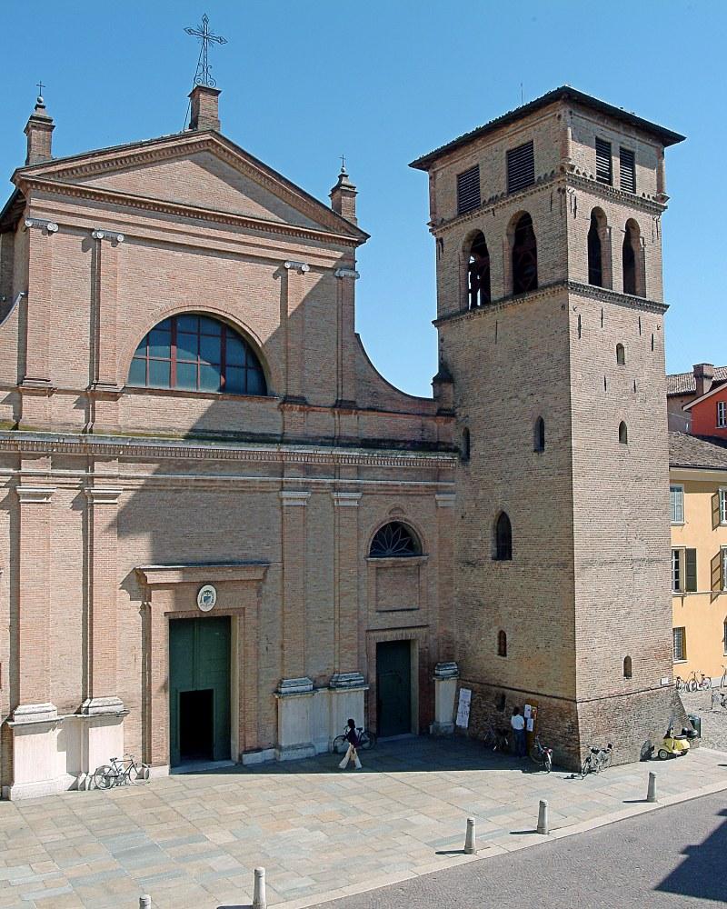 Torre civica, Correggio