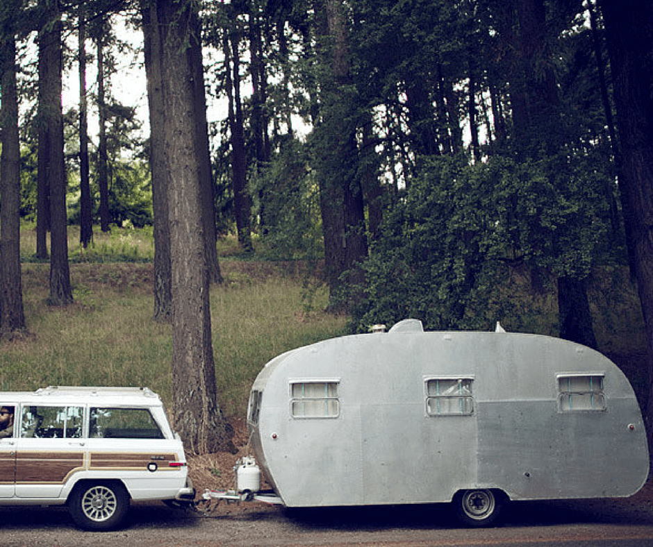 The trailer that lost to Airstream: Spartan's history