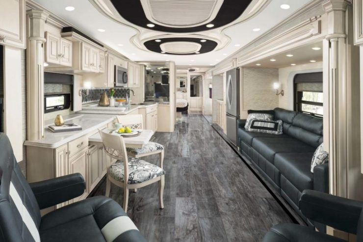 newmar rv luxury class a newmar essex