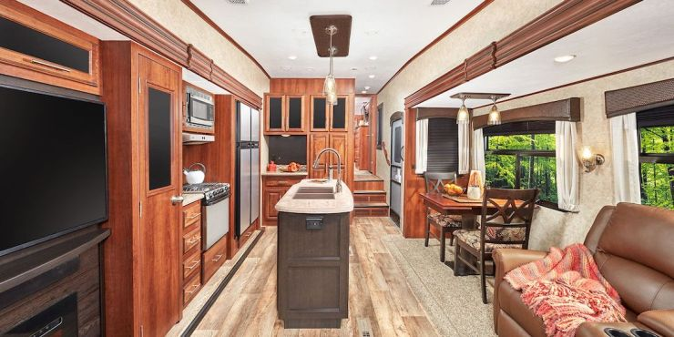 jayco eagle rv interior