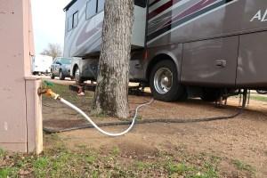 fresh water hose rv