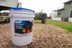rv starter kit sewage septic system