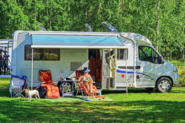 Renting Your RV For A More Comfortable Retirement
