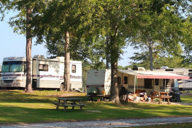 A Guide To Finding The Perfect RV Campsite