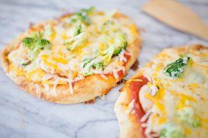 campfire grill english muffin pizza rv recipe easy kid food