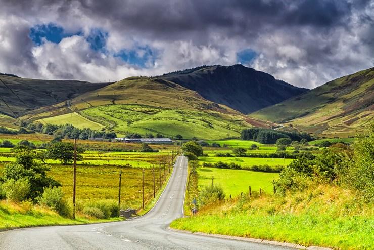 Wohnmobil Urlaub Wales