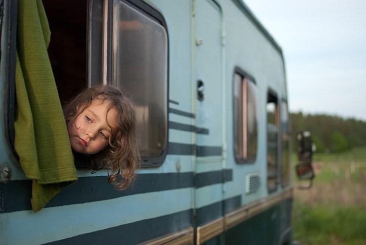 Wenn man im Wohnmobil die Welt erkundet, gibt es für Kinder jede Menge Neues zu entdecken.