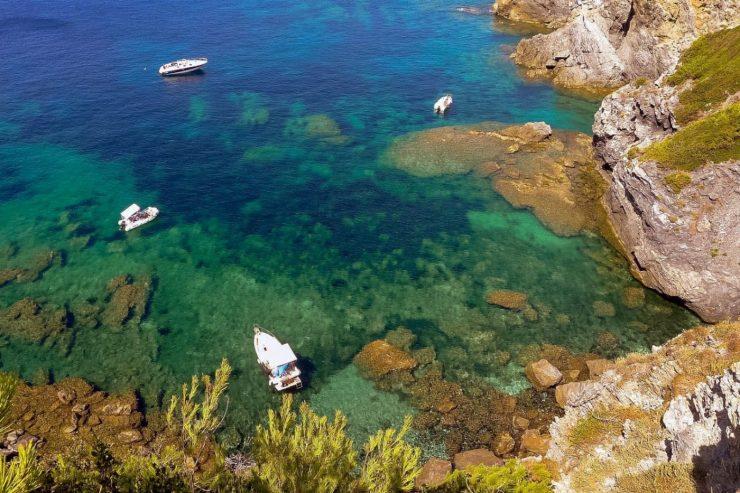 Küste bei Saint Tropez