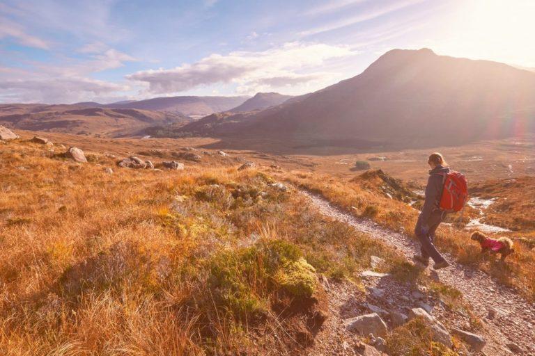 Ab zum Wandern im Herbst! Die besten Reiseziele für den Wohnmobilurlaub