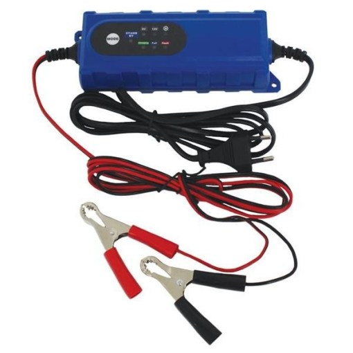 Intelligent Battery Charger 12v