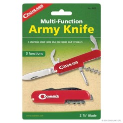 COGHLANS ARMY KNIFE 5-FUNCTION