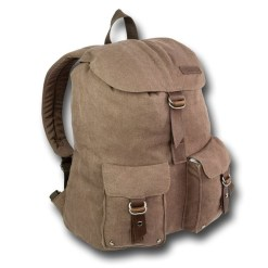 Highlander Newhaven Daypack Brown