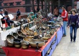 Campane Tibetane - un banchetto