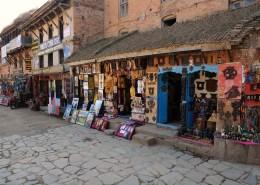 Negozi a Kathmandu - Campane Tibetane Torino