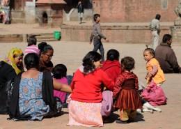 Campane Tibetane Torino: la piazza
